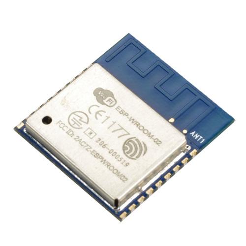 ESP-WROOM-02(ESP8266)は面白いWiFiモジュールだ
