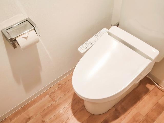 トイレを自動洗浄にしたい!2